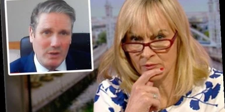 BBC BIAS: Louise Minchin infuriates viewers over Sir Keir Starmer interview 'Easy ride'