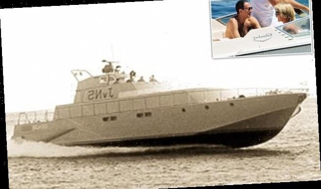 Dodi Fayed's superyacht where Diana stayed goes on sale for £171,000