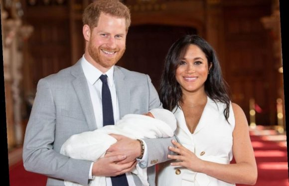 The Insider Details of How Meghan Markle and Prince Harry Celebrated Baby Archie's First Birthday