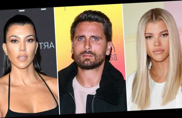 Sofia Richie Addressed Scott Disick Age Difference, Kourtney K. Before Split