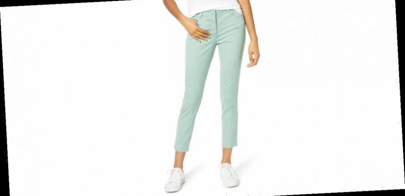 Your Favorite Wit & Wisdom Skinnies Are Available in Springtime Pastels