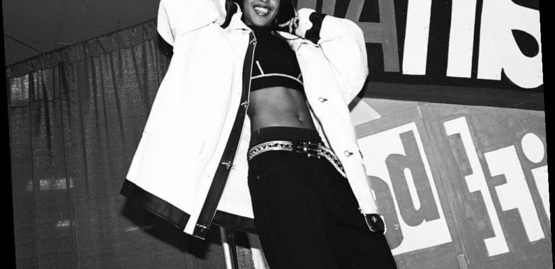 Aaliyah: Did She Ever Have a Number-One Hit?
