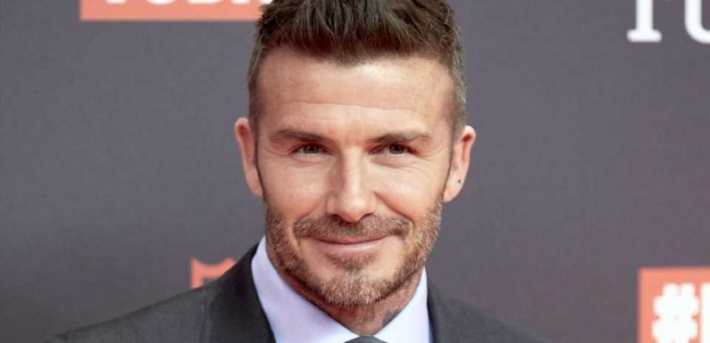 25 Things to Know About Family Man David Beckham