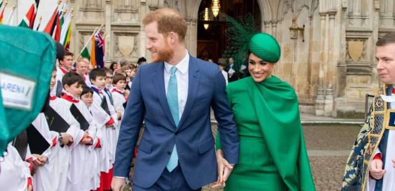 Prince Harry & Meghan Markle Are Publishing a Tell-All Book About Their Exit From the Royal Family