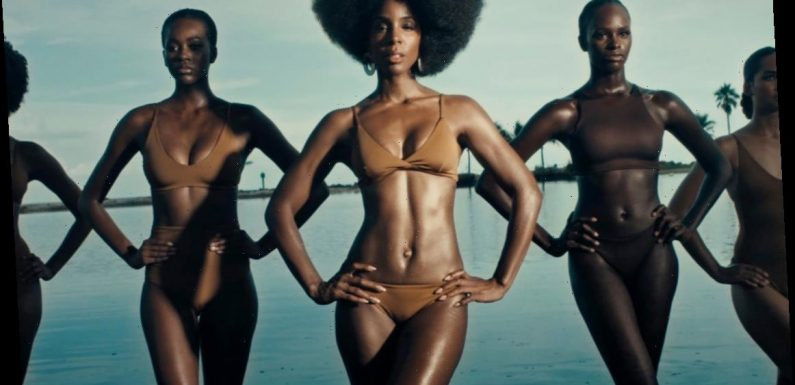 Kelly Rowland on How She Learned to Love Herself — and Going Semi-Nude in Steamy 'Coffee' Video