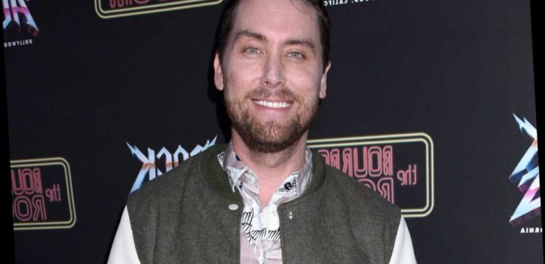 How Lance Bass is celebrating *NSYNCO de Mayo
