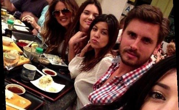 How the Kardashians Are Supporting Scott Disick After His Rehab Stay
