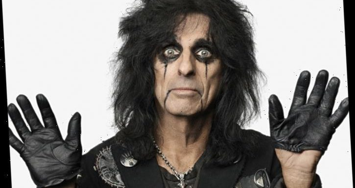 Alice Cooper Asks Fans To Be A Part Of Video For 'Don't Give Up'