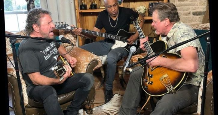 Ted Nugent Reveals His Favorite Guitar Player In Interview With Sammy Hagar
