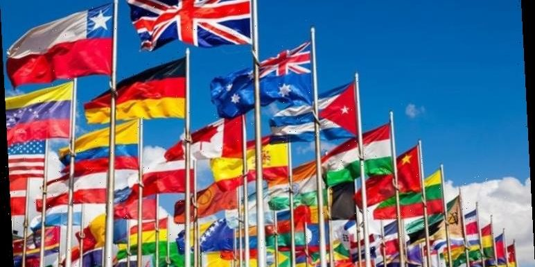 Countries and flags quiz questions and answers: 15 questions for your home pub quiz