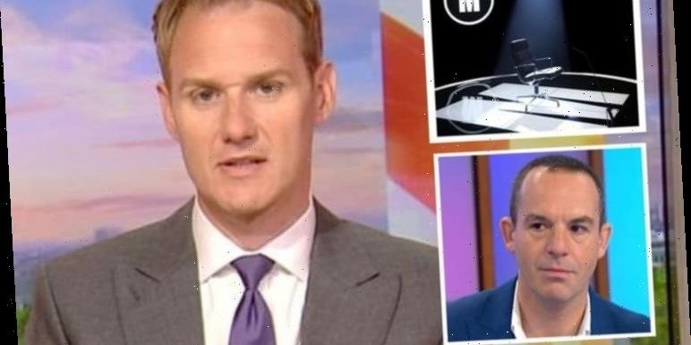 Dan Walker: BBC host loses it over unearthed TV throwback swipe: 'I'm in tears here'