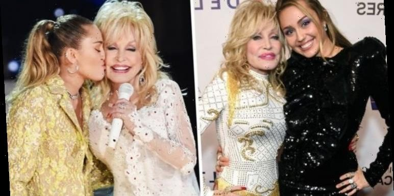 Miley Cyrus godmother: Why is Dolly Parton Miley's godmother?