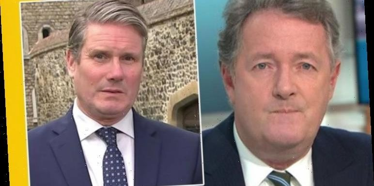 GMB viewers left frustrated by Keir Starmer and Piers debate: 'Constant interruptions!'