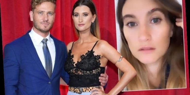 Charley Webb: Emmerdale's Debbie Dingle addresses 'out of control' situation at home