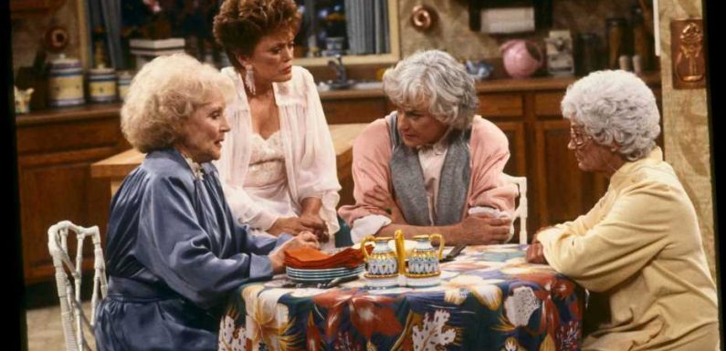 Hulu's Removal Of A 'Golden Girls' Episode With 'Blackface' Gets Widely Panned