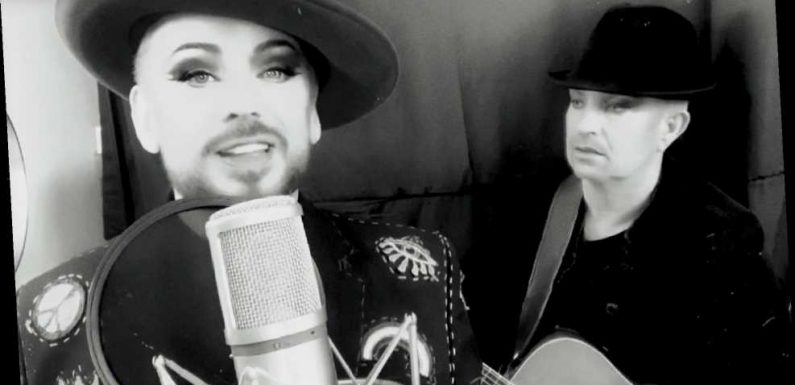 'In My Room' With Boy George
