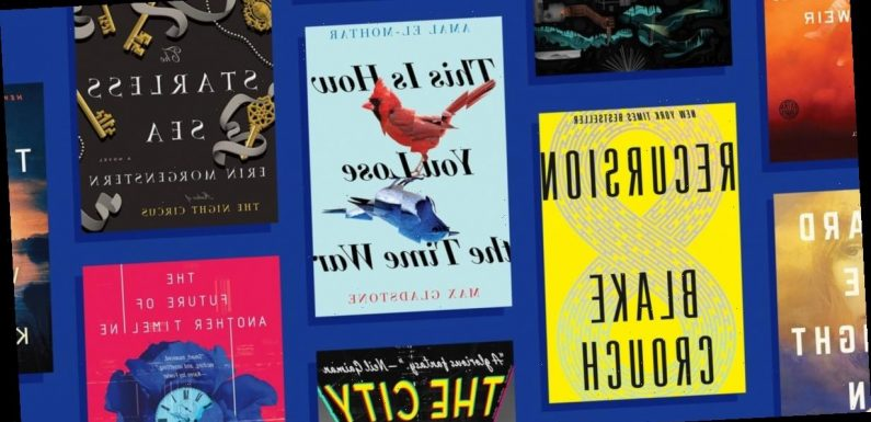 These 17 Books Will Have You Ready to Set Off on a Grand Adventure