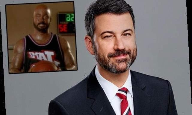 Jimmy Kimmel Apologizes for Using Blackface to Impersonate Karl Malone