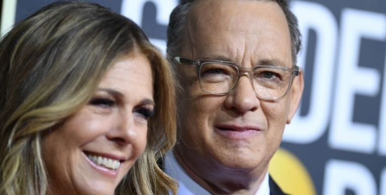 Tom Hanks: 'I have no idea when I will go back to work'