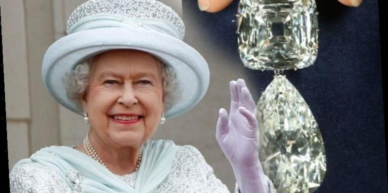 Queen's most extravagant brooch cost £50 million and is made from the largest diamond ever