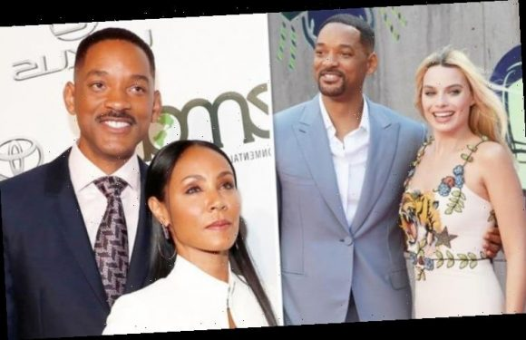 Will Smith's brutal dressing down from Margot Robbie exposed amid affair bombshell