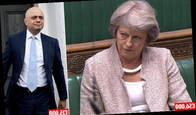SEBASTIAN SHAKESPEARE: Theresa May was paid £56,000 for a speech
