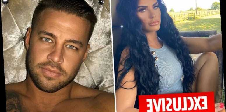 Katie Price dating Love Island star Carl Woods – and she's 'head over heels' for him