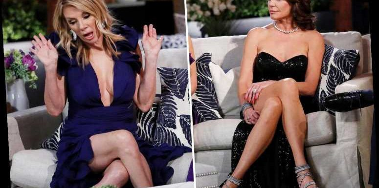 RHONY's Luann de Lesseps calls Ramona Singer 'self-centered' and 'very judgmental' – The Sun