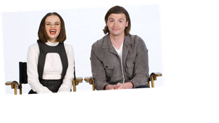 Joey King and Joel Courtney's Recap of The Kissing Booth Is Almost Better Than the Film