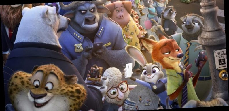 Disney's 'Zootopia' Topped The Box Office This Weekend – Four Years After It Was First Released