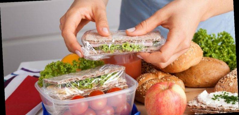 Mum-of-three spends just £9.98 a week on 15 packed lunches using Aldi buys