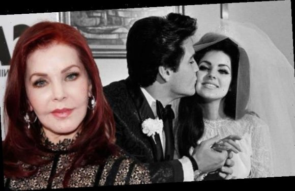 Elvis Presley wife: How old was Elvis' wife Priscilla when they got married?
