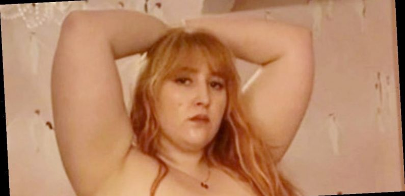 Jonathan Ross' daughter strips totally naked as she calls herself a 'soft b*tch'