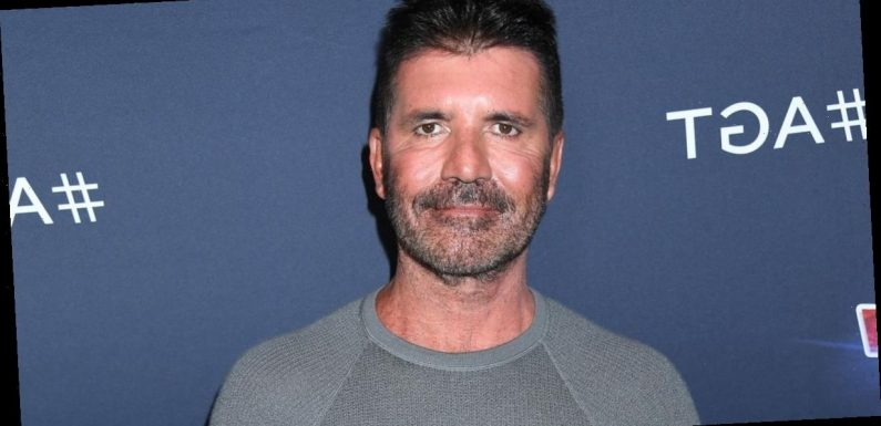 Simon Cowell 'ditches his strict vegan diet' to enjoy 'shepherds pie and chocolate' as he recovers from broken back