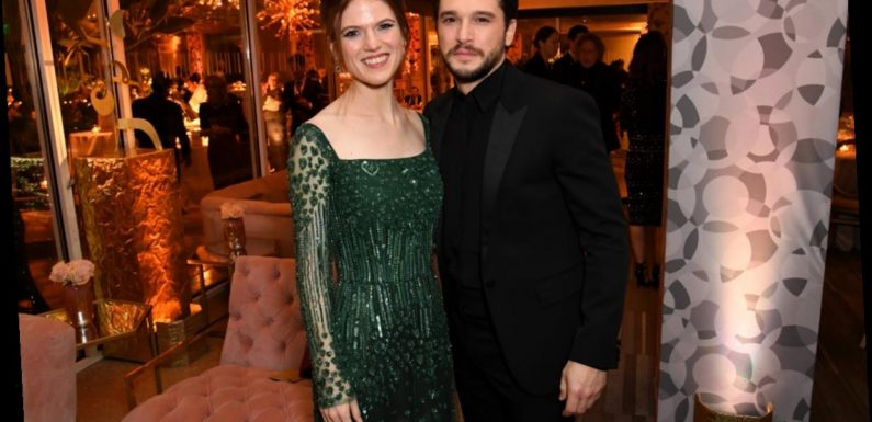 'Game of Thrones' Star Kit Harington Spotted Looking Uncomfortable For Unexpected Reasons While Out With Rose Leslie