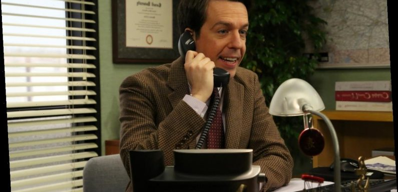 'The Office': 1 'Daunting' Scene Ed Helms Didn't Want to 'Screw Up'