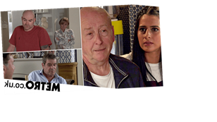 20 new Corrie images reveal Geoff's Alya revenge, Tim's doubts & Johnny exposed