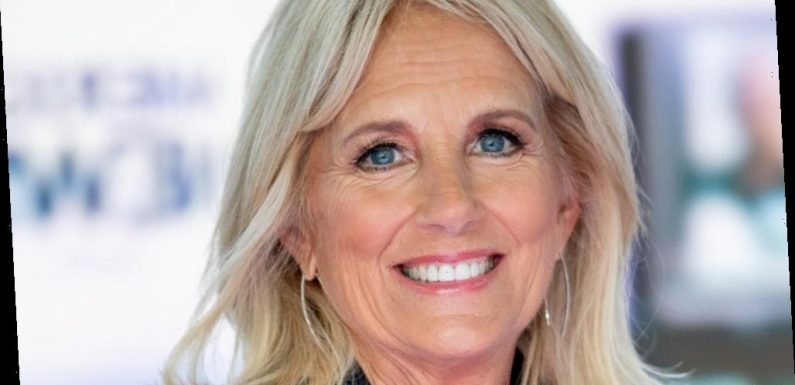 Why Jill Biden plans to continue teaching if she becomes first lady
