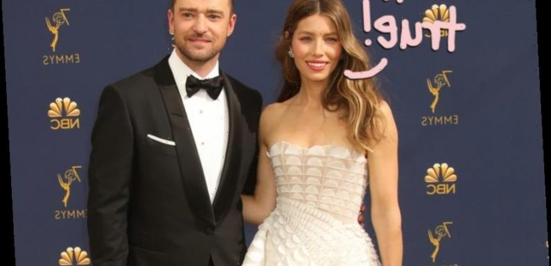 CONFIRMED! Justin Timberlake & Jessica Biel DID Have A Secret Baby! So Says Brian McKnight!
