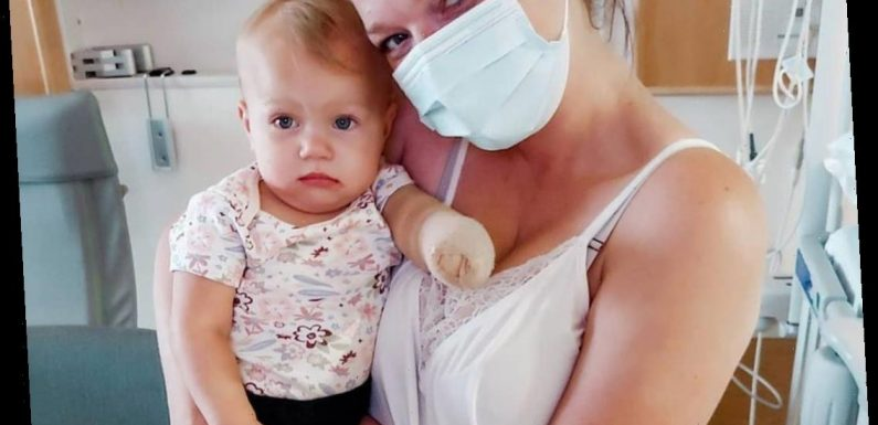 Sister Wives Star Maddie Brown Brush's 12-Month-Old Daughter Undergoes Amputation Surgery