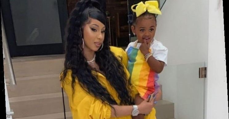 Cardi B Admits She Bans Daughter From Listening to 'WAP'