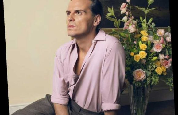 Andrew Scott's Role In BBC's 'The Pursuit Of Love' Is Nothing Like The Hot Priest