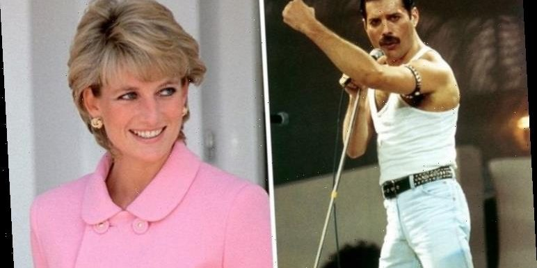 Freddie Mercury and Princess Diana: Were Freddie and Princess Diana close friends?