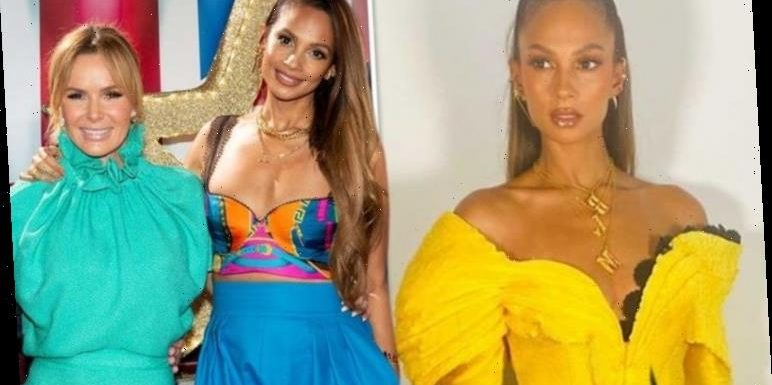 Amanda Holden addresses Alesha Dixon's BLM necklace controversy 'She can fight her corner'