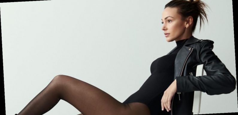 Michelle Keegan looks incredible as she flashes her toned legs modelling latest Very collection