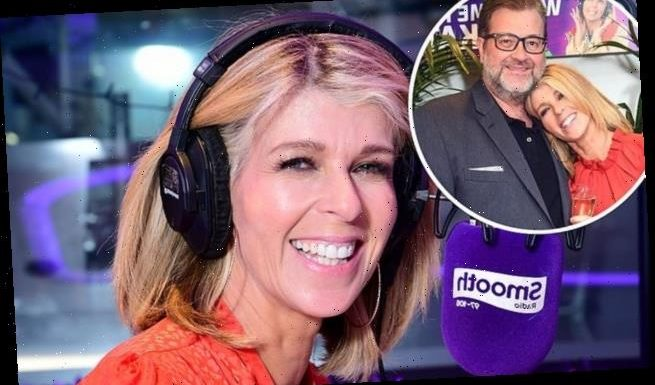 Kate Garraway confirms return to Smooth Radio