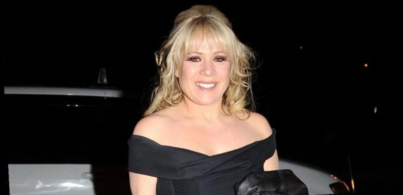 EastEnders star Letitia Dean admitted she had 'anxiety' about returning to work after lockdown