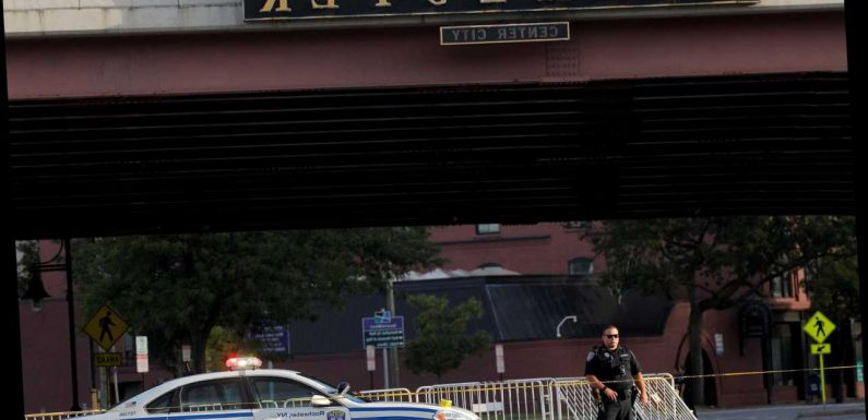 Mass Shooting Leaves 2 Dead, 14 Wounded In Rochester New York