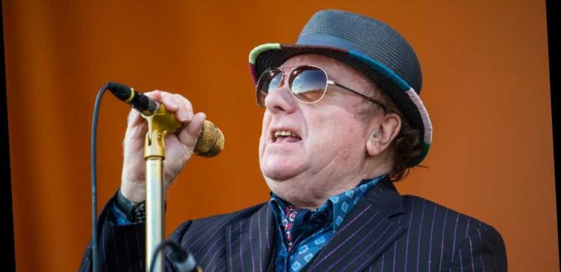 Van Morrison Has Been Complaining in Song for Decades. This Time It Could Be Harmful