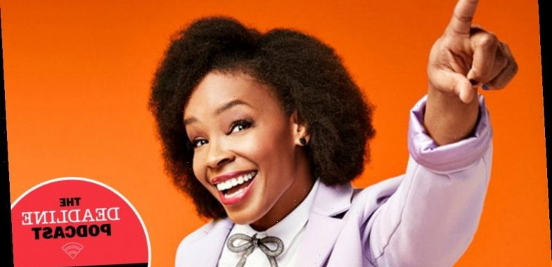 New Hollywood Podcast: Amber Ruffin Gives Details About Her Late-Night Talk Show And Shares The Unlikely Verzuz Battle She Wants To See